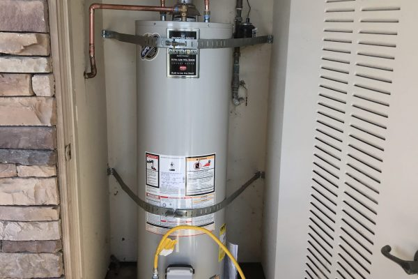 Replaced Leaking Water Heater in San Diego, CA
