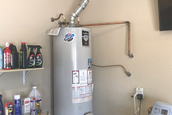 50 Gallon Water Heater Installation in Phoenix, Arizona