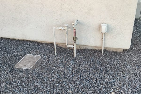 Water Main Repair in Chandler, Arizona