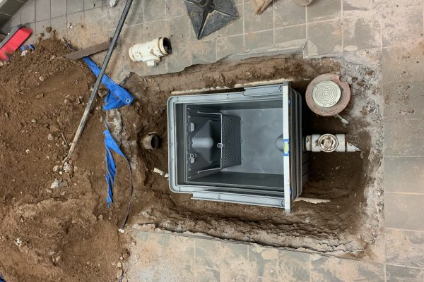 Commercial Grease Trap Installation in Chandler, Arizona