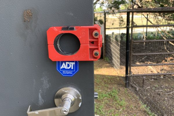 Commercial High Security Lock Installation