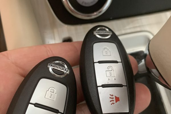 Nissan Murano Key Fob Replacement