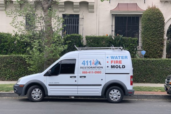 Water and Flood Damage Restoration Los Angeles