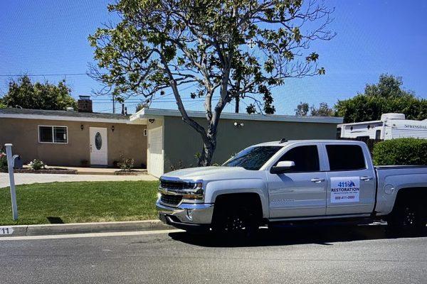 La Mirada, CA Water and Mold damage