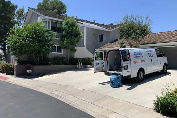 Irvine CA Mold Remediation
