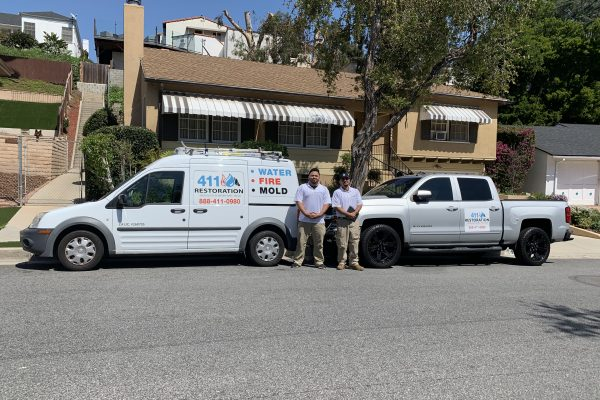 Baldwin Hills, CA Water Damage-Restoration and-Water Removal
