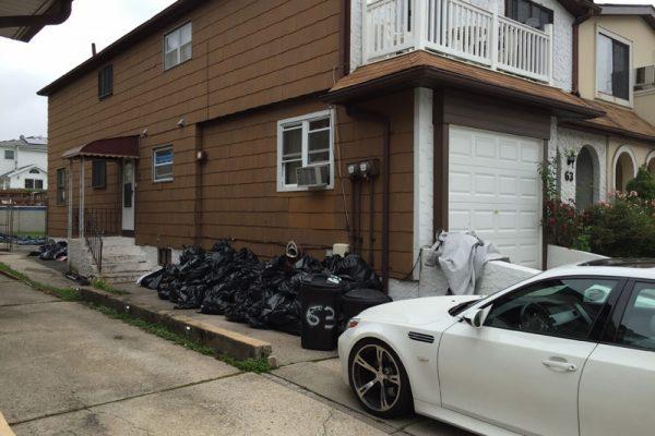 Water Damage Removal Staten Island, New York