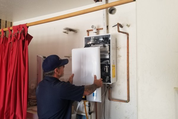 Tankless Water Heater Special
