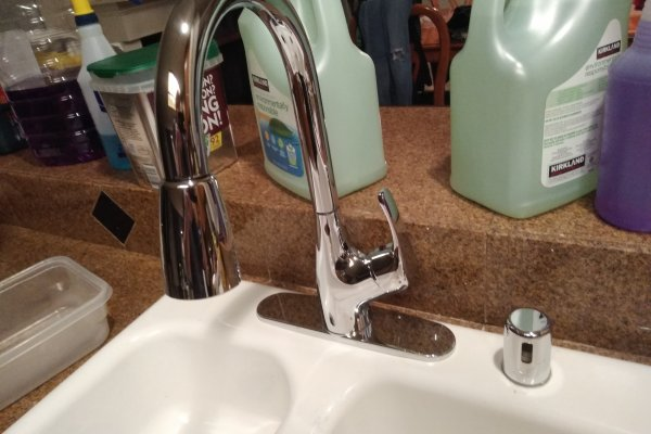 Kitchen Faucet Installation Temecula, California