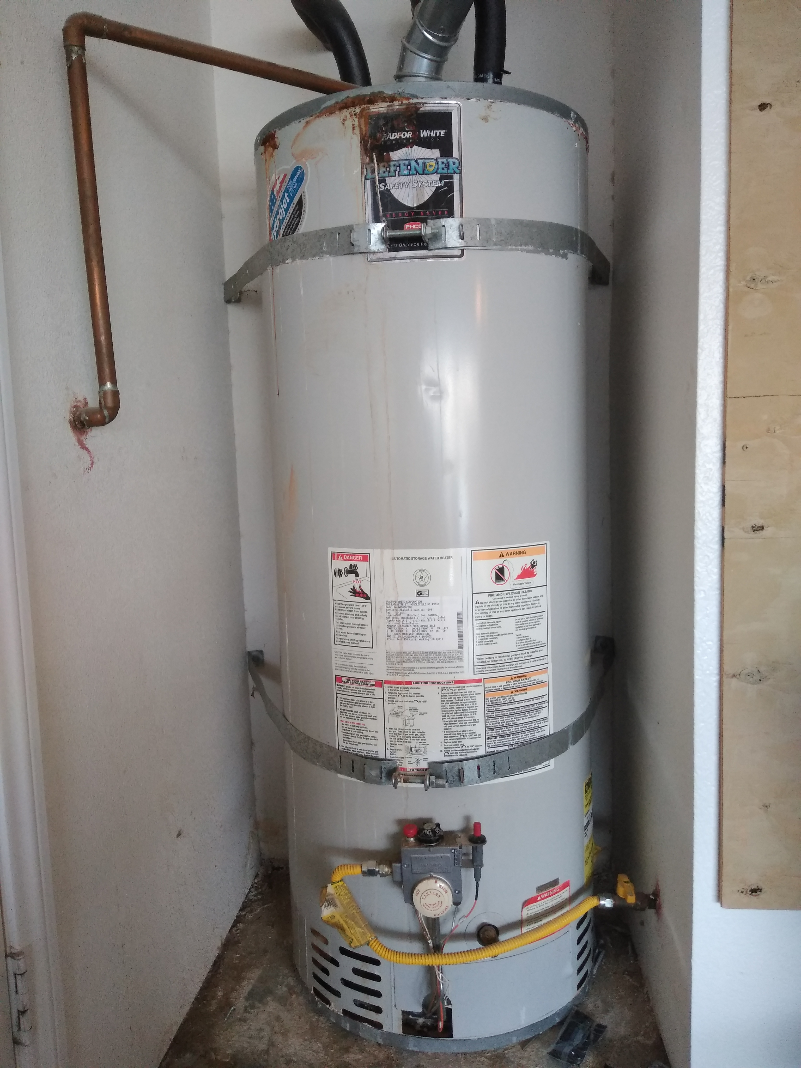 50 Gallon Water Heater Installation Lake Elsinore