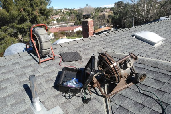 Toilet Repair and Sewer Camera Inspection Riverside, California