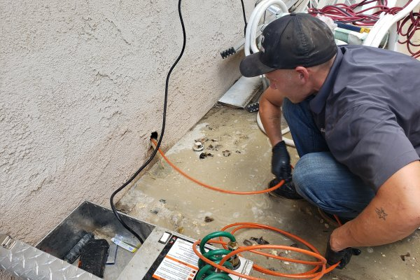 Hydro Jet Drain Cleaning Menifee, California