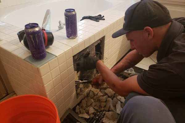 Roman Tub Faucet Replacement Menifee, California