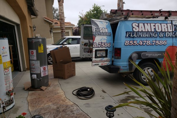 Water Heater Replacement in Temecula, CA