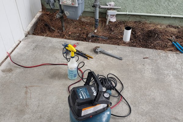 Gas Leak Repair in Lake Elsinore, California