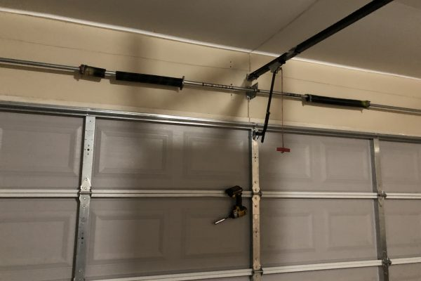Garage Door Broken Spring Replacement Houston, Texas