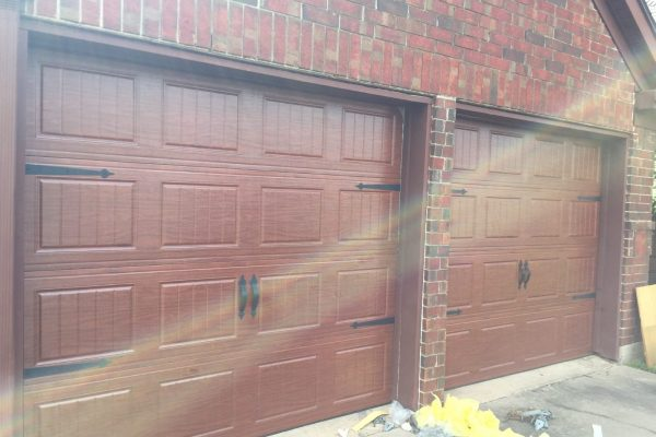 Custom Garage Door Installation Deer Park, Texas