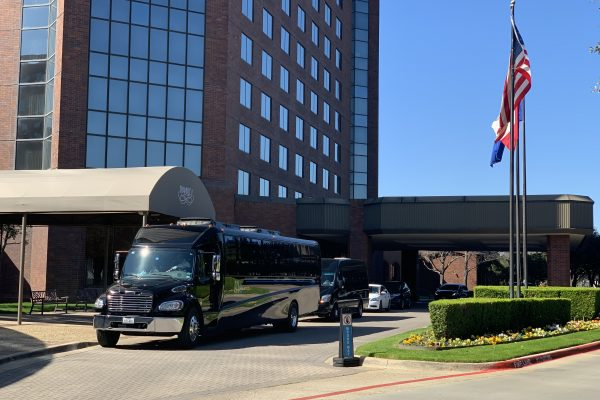 Conference Group Transportation Dallas, Texas