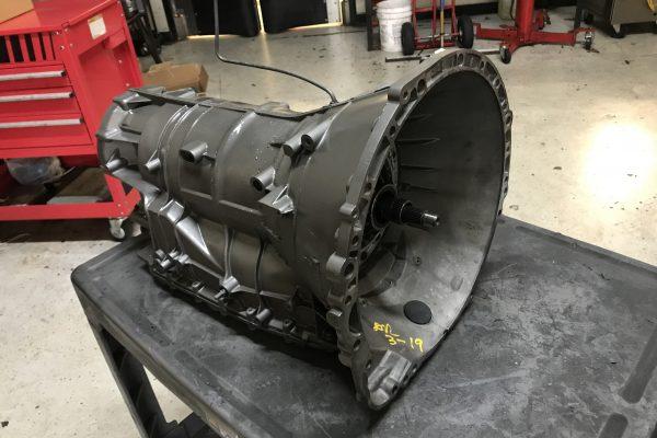 Land Rover Rebuilt Transmission Dallas, Texas