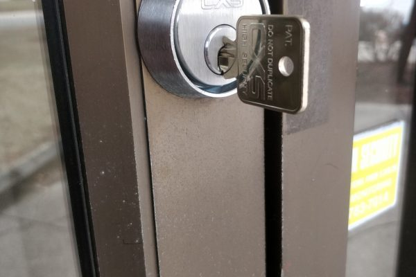 Commercial High Security Lock Installation Toronto