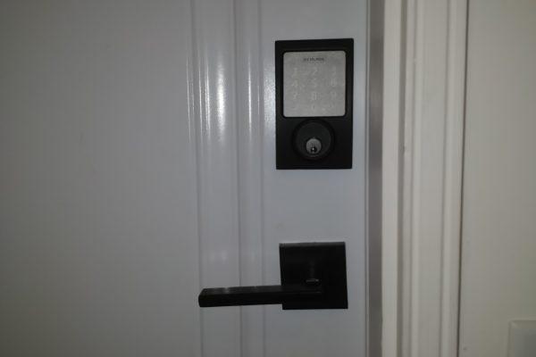 Smart Keypad Lock Installation Toronto