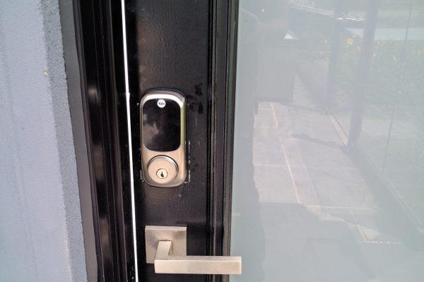 Keypad Lock Installation North York