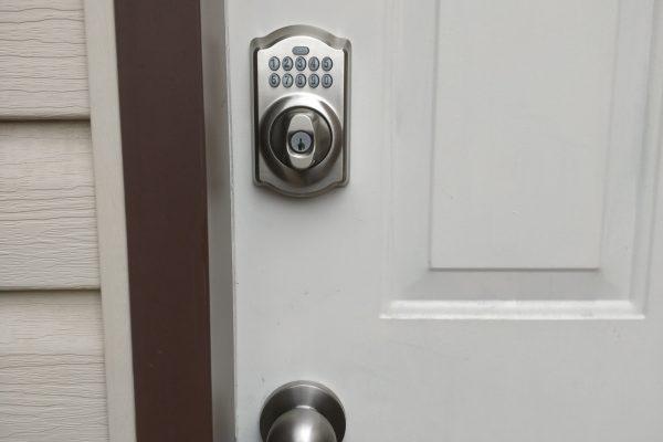 Keypad Lock Installation Richmond Hill