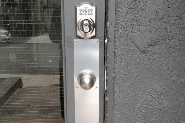 Keypad Lock Installation Thornhill