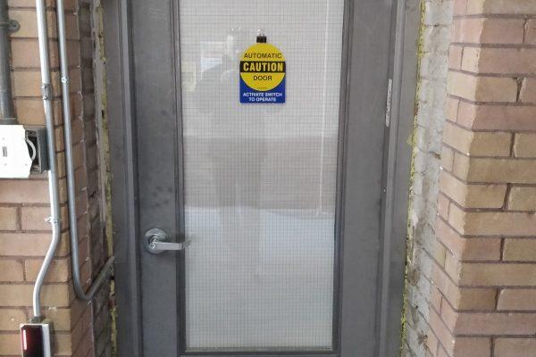 Commercial Metal Door Repair/Change Toronto
