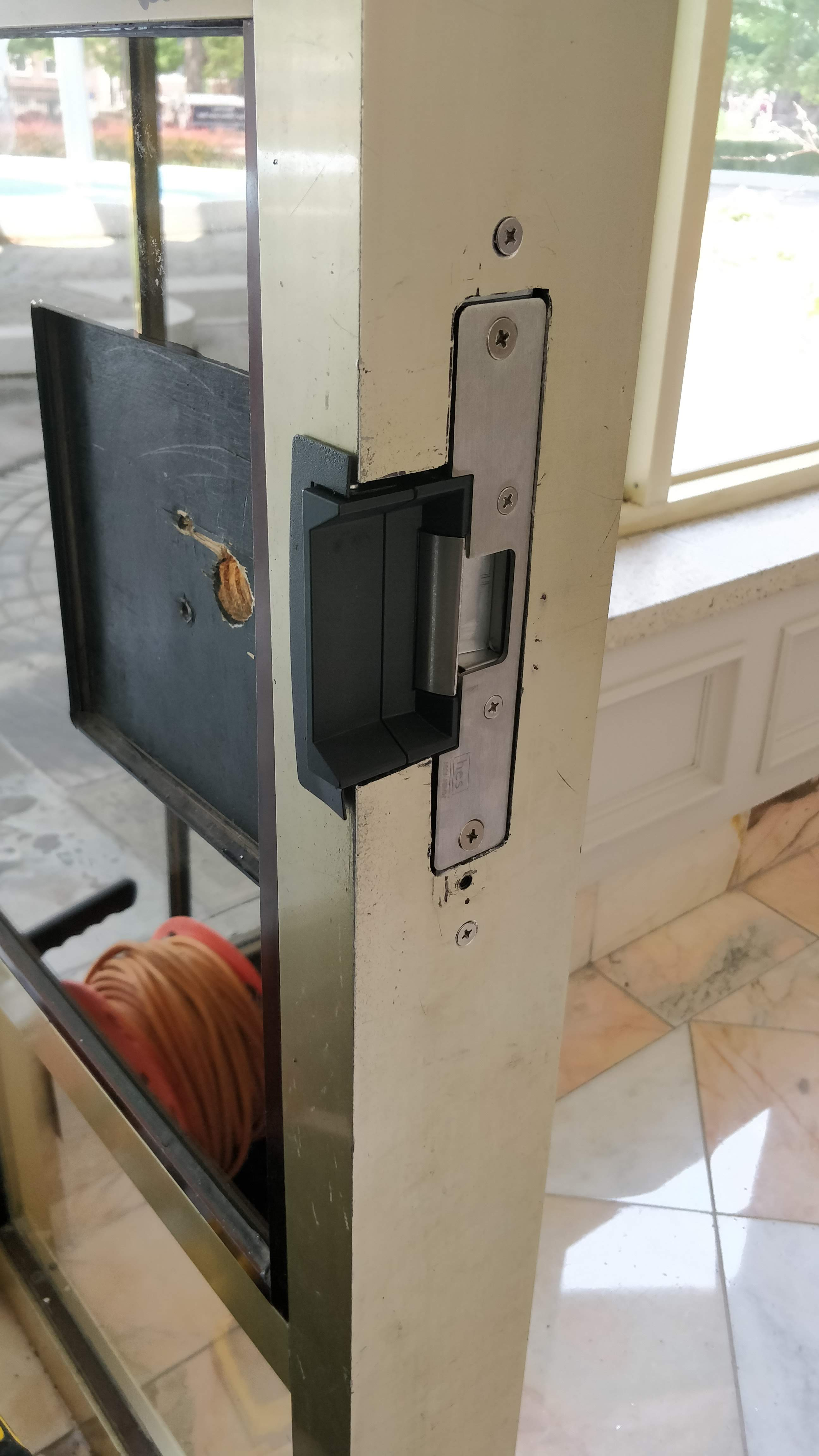 Electric Strike Installation Markham | A to Z Locksmith