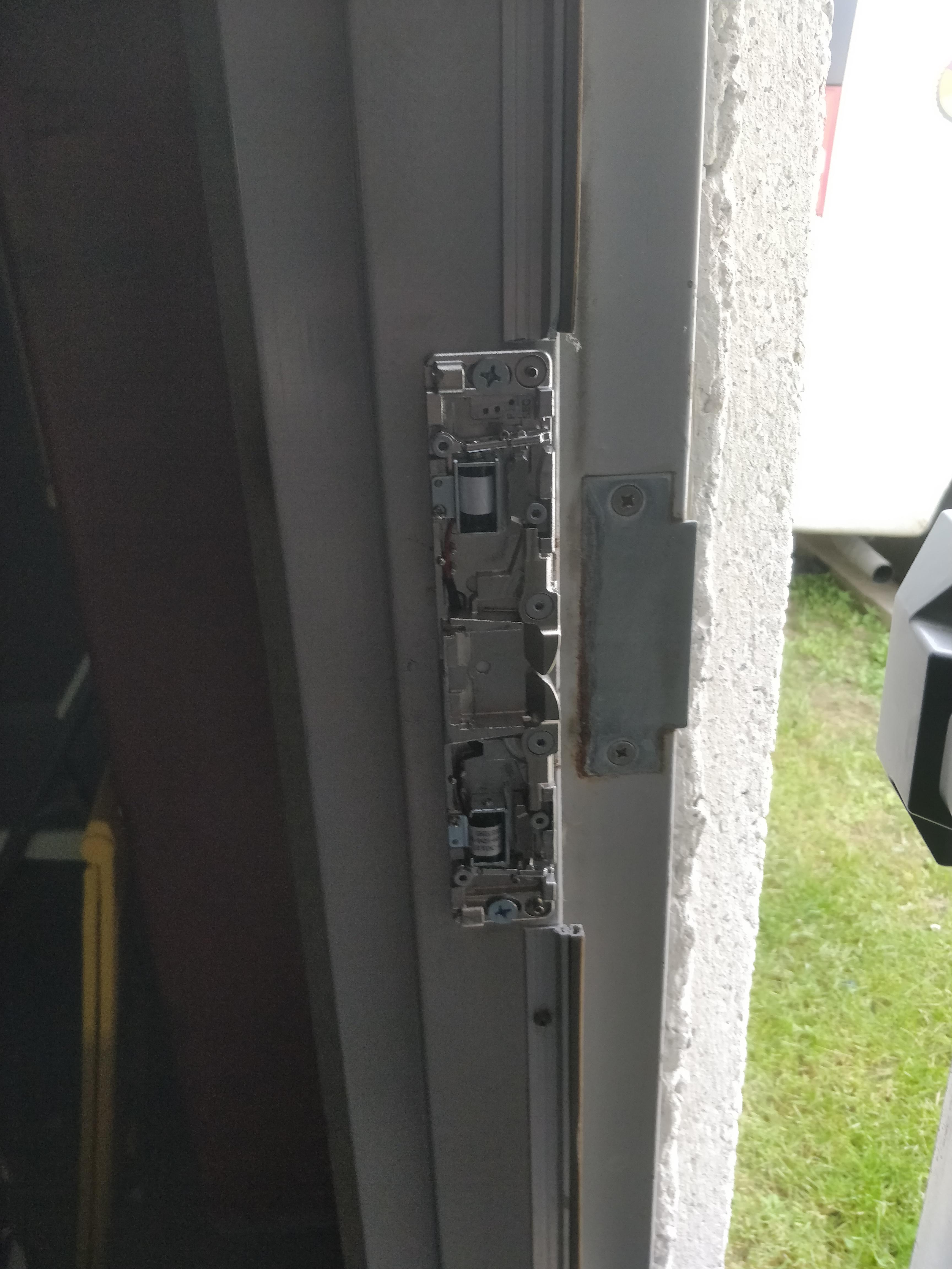 Electric Strike Installation Mississauga | A to Z Locksmith