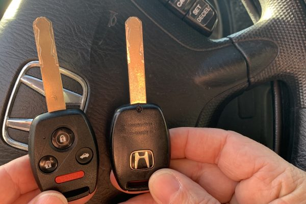 Honda Key Fob Replacement Las Vegas, Nevada