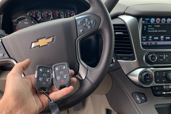 Chevrolet Tahoe Key Programming