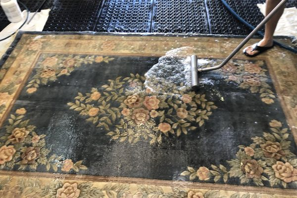 Silk Rug Cleaning Riverside, California