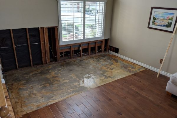 Water Damage Restoration Lake Forest, California