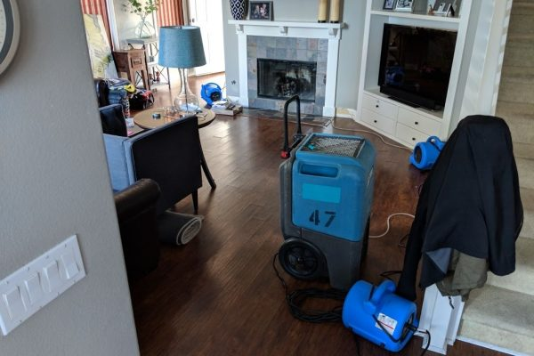 Water Damage Repair San Clemente, California
