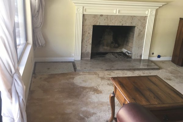 Water Damage in Huntington Beach, California