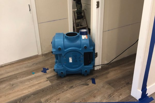 Water Damage Repair Huntington Beach, California