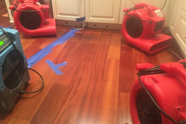 Water Damage Repair Laguna Hills, California