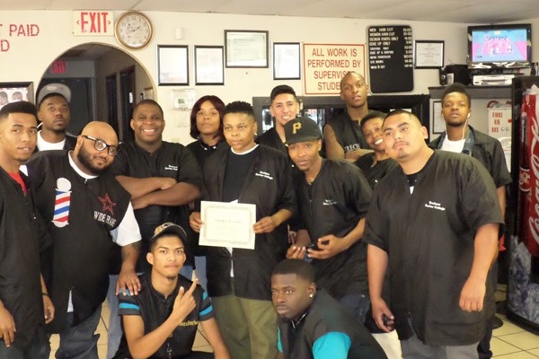 """Cosmetology Operator to Class """"A"""" Barber Program"""