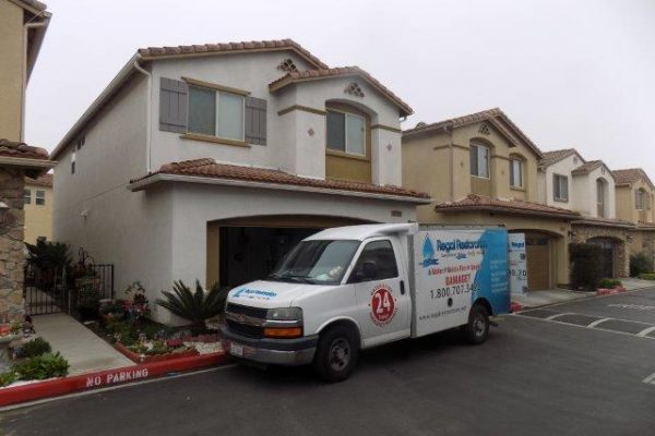 Water Damage and Mold Remediation Pacoima, California