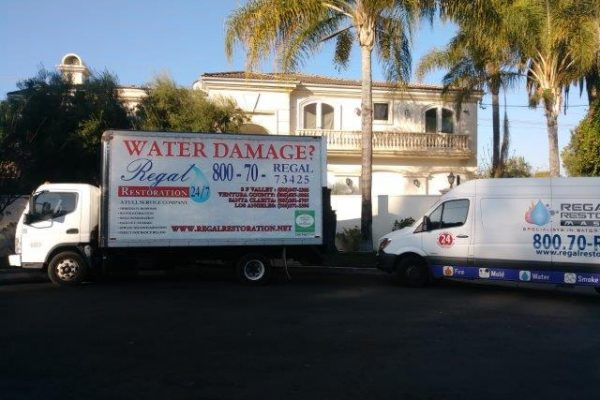 Tarzana, California Water Damage