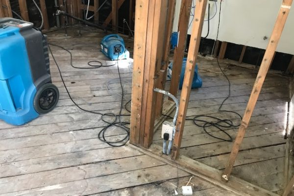 Water Damage Restoration, Panorama City