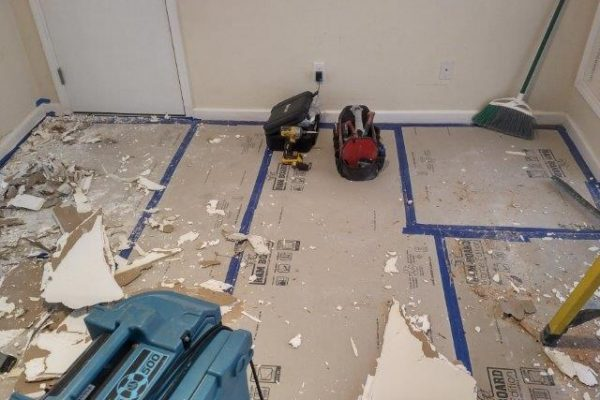 Emergency Water Damage, Woodland Hills, California