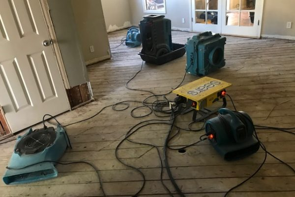 Emergency Water Damage, Van Nuys, California