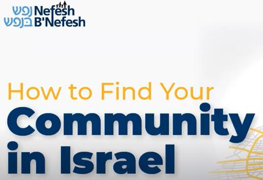 Find A Community Webinar