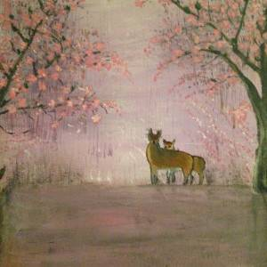 A day for pasture by Fernanda Ketchum.