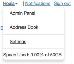 Paubox Admin Panel