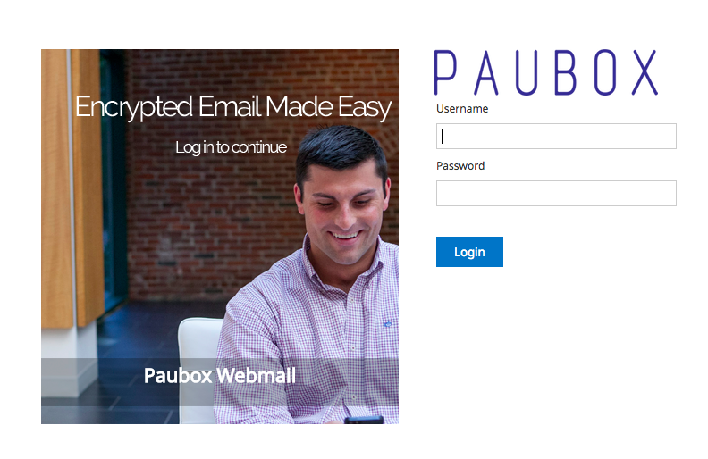Improvements to Our Webmail -  Paubox