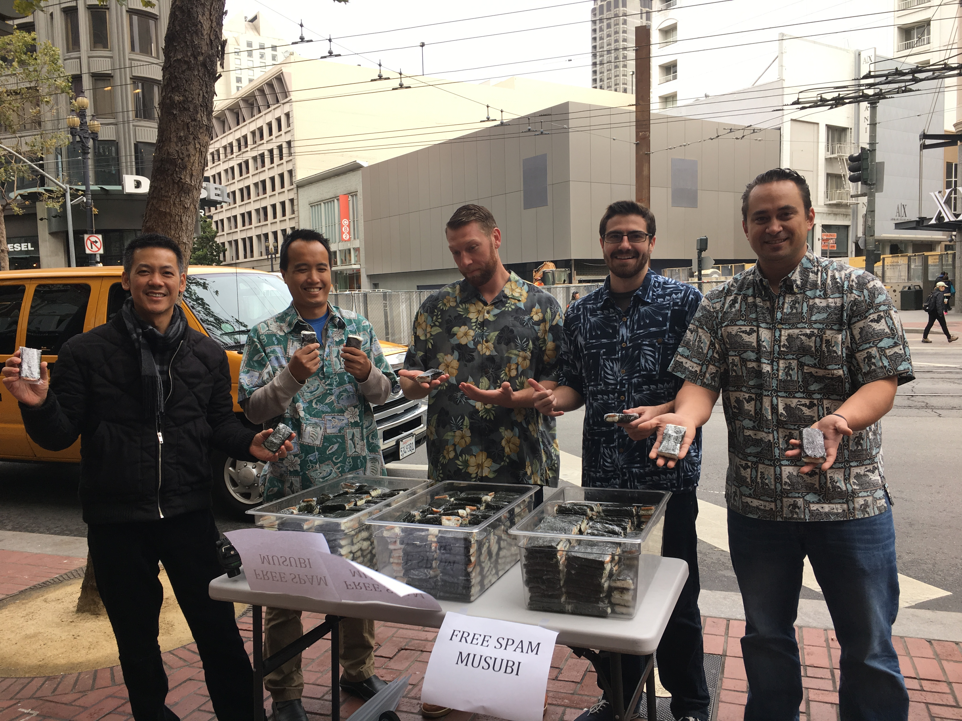 500 Startups and 500 Free Spam Musubi